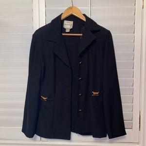 Classic black blazer!